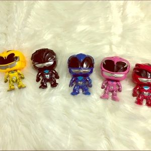 Power Rangers Funko POP Collection